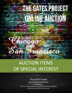 Art Center Promo Program