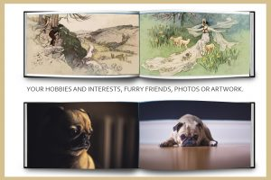 Personal photo / art books - limited publication